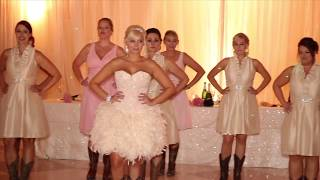 Full Version - Country Girl Surprise Wedding Dance Medley