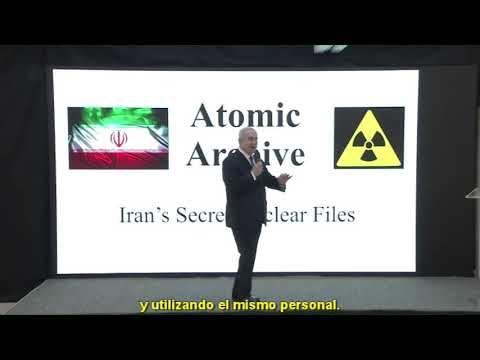 Irán mintió: La histórica presentación de Benjamín Netanyahu