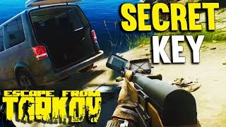 Escape From Tarkov Woods | Secret Key Location ???