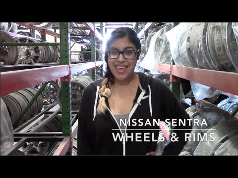 Factory Original Nissan Sentra Wheels & Nissan Sentra Rims – OriginalWheels.com