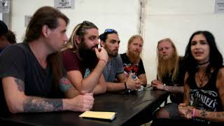 INTERVIEW WITH SIGN OF CAIN