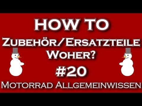 """""""Motorrad Zubehör / Ersatzteile WOHER?"""" #20 Motorrad Allgemeinwissen"""