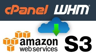 How to Configure Cpanel/WHM to Backup to Amazon S3 (Step by Step of Enabling Permissions in AWS)