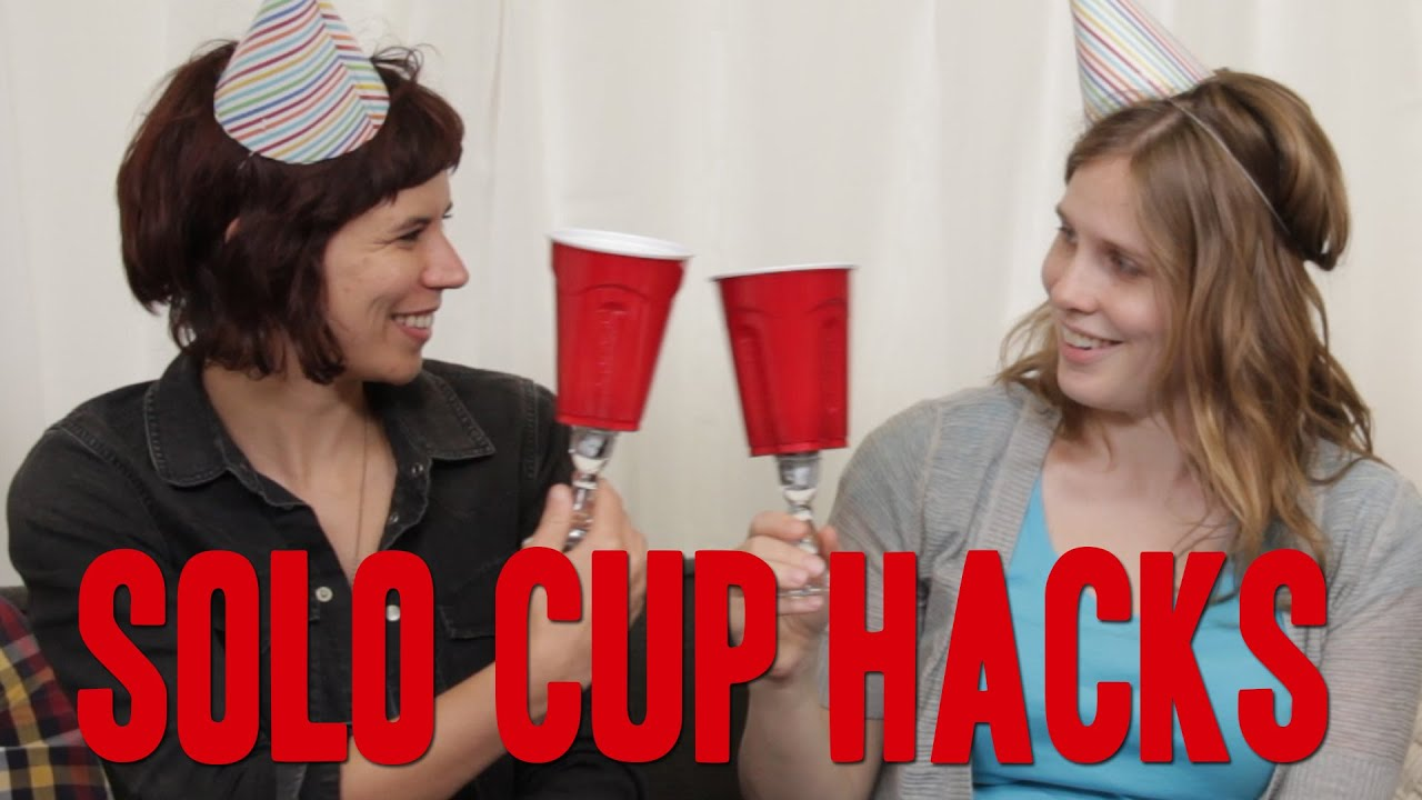 6 Solo Cup Hacks You Should Know thumbnail