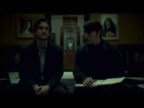 Hannibal and Will-Love crime