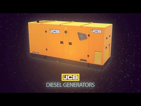 Jcb G125qi Diesel Generator