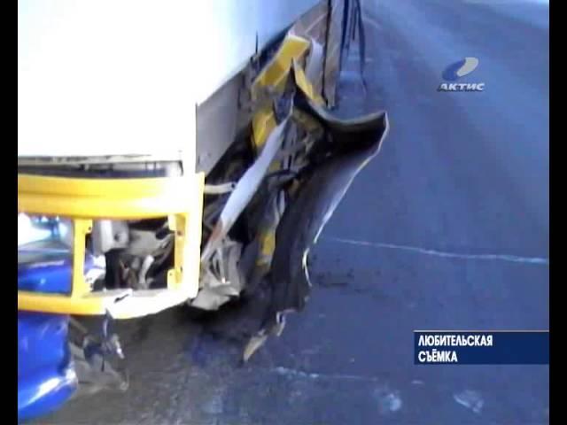 Пьяный водитель стал виновником аварии на трассе М-53