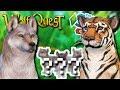 A Litter of WOLF x TIGER Cubs