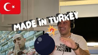 Italian Reaction to Murda & Ezhel - Made In Turkey (Official Video / TURCO WE MADE IT 💣💣💣