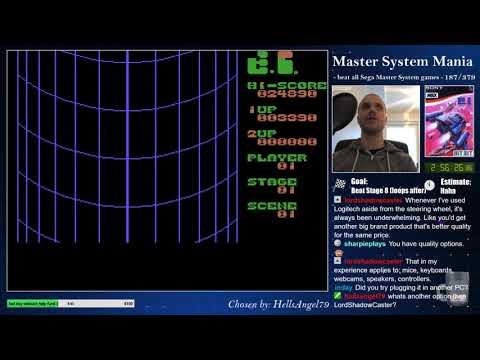 Master System Mania - 187/379 - E.I. - Exa Innova