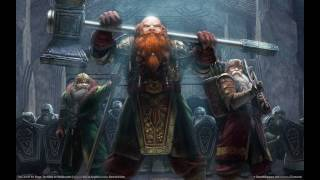 Exploring Middle-Earth: Dwarves