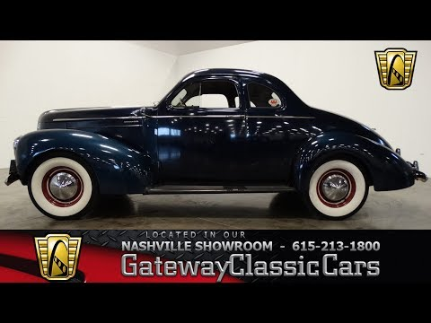 1940 Studebaker Commander for Sale - CC-995848