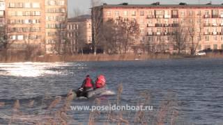 Лодка ПВХ Посейдон Викинг-360 PRO от компании Интернет-магазин «Vlodke» - видео