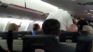 Man gets arrested on plane heading to casper wyoming