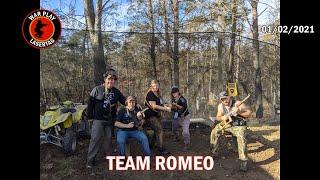 Game Day – 20210102 – Team ROMEO