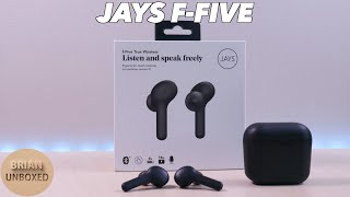 FIRST LOOK: JAYS f-Five (Music & Mic Samples)