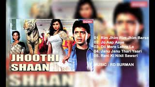 JHOOTI SHAAN - ALL SONGS - YouTube