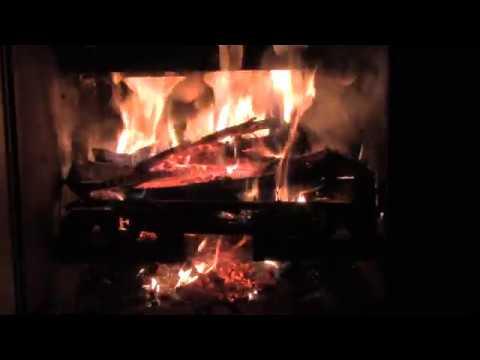 ★ Magic Fireplace ★ Relaxing fireplace sound ★ #4
