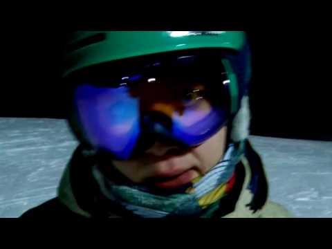 Видео: Видео горнолыжного курорта Грейт-Филд, СТК в Кировская область