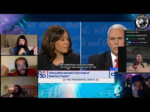 Death Race 2020 | Vice Presidential Debate Stream | Chapo Trap House
