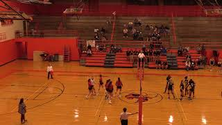 Volleyball Playoffs 2019 Lady Lions vs Longview Pine Tree Pirates