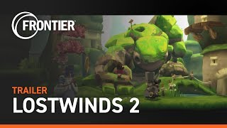 Видео LostWinds 2: Winter of the Melodias