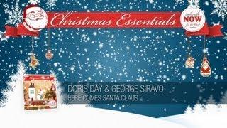 Doris Day & George Siravo - Here Comes Santa Claus // Christmas Essentials