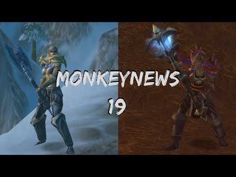 Classic Weekly #1: Warrior Class Deep-Dive with Monkeynews
