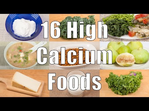 , title : '16 High Calcium Foods (700 Calorie Meals) DiTuro Productions