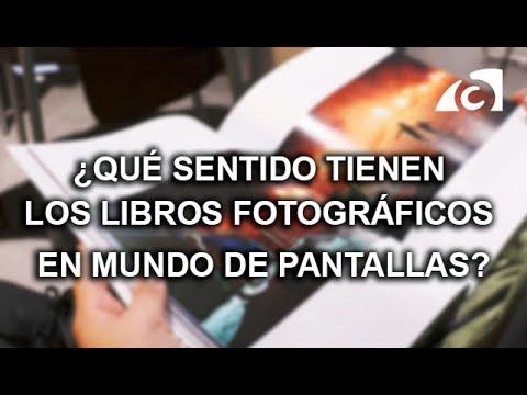 ¿Libros fotográficos en un mundo de pantallas?