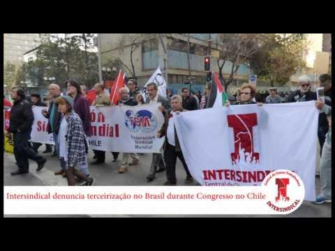Intersindical participa do 13º Congresso Internacional dos Trabalhadores dos Transportes