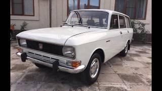 Гаражная  Находка Москвич 2137,универсал 1978  с пробегом  16000 км