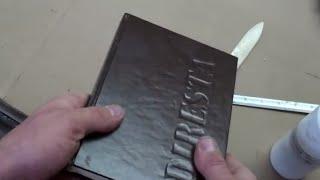 ✔ DiResta Sketch Book Binding