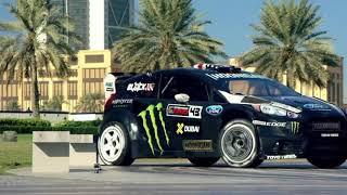 Drift in Dubai