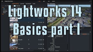 Lightworks 14 - Basics 1