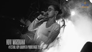 Risalah Hati - Dewa | Nufi Wardhana Live Cover Festival Kopi Kabupaten Probolinggo 2018