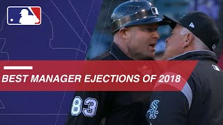 Look Back On The Best Manager Ejections Of 2018