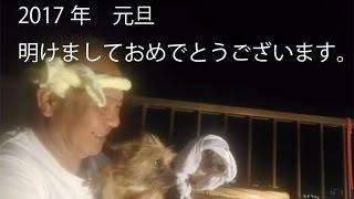 犬の露天風呂 五右衛門風呂 愛犬物語