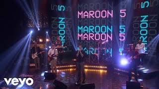 Maroon 5 - What Lovers Do (Live On The Ellen DeGeneres Show/2017)