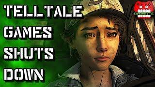 TellTale Games Closes [A Telltale Discussion]