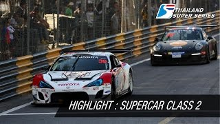 GT - Bangsaen2015 Supercar Class 2 Race 1 Full Race