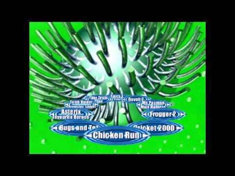 Chicken Run Playstation 2