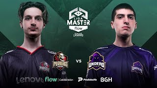 Furious Gaming VS Undead Gaming | Jornada 14 | Liga Master Flow