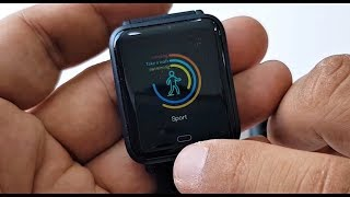 Q9 Smartwatch with WearHealth App Hindi Review | Cheapest
