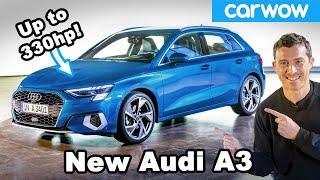 Audi A3 (8Y) 2020 - dabar