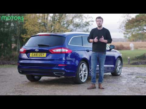 Motors.co.uk Ford Mondeo Estate Review