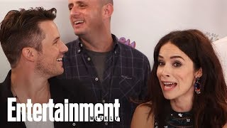 Interview - Entertainment Weekly (VO)