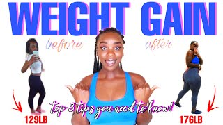 I moved from 59kg to 80kg! WEIGHT GAIN TIPS  - Supplements, Workouts, Nutrition.