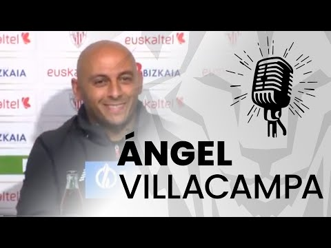 🎙️ Ángel Villacampa | post Athletic Club – Atlético de Madrid | Primera Iberdrola (J.10)