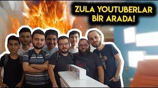 ZULA YOUTUBERLAR İLE ZULA OFİSİNİ BASTIK!!